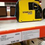 Stanley ST2000i Inverter Generator 2000w $599.98 @ Costco (Membership Required)