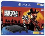 PlayStation 4 1TB Console + Red Dead Redemption 2 or Black Ops 4 for $479 @ JB Hi-Fi