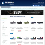 Saucony Freedom ISO Men's Running Shoes $77 (RRP $250) + Delivery @ Running Warehouse