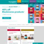 40% off Sitewide + 30% Shopback Cashback (Expired) @ Blackmores