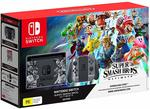Nintendo Switch Super Smash Bros. Ultimate Edition Bundle $448.20 Delivered @ Amazon AU