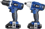 XU1 18V Li-Ion 2 Piece Combo Kit $49 (Was $98) @ Bunnings Warehouse