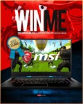 Win an MSI GS65 Stealth Gaming Notebook Worth Over $3,000 from Scorptec