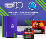 Win a Colorware Customised PS4 Pro Bundle Worth Over $600 or 1 of 2 KontrolFreek Prize Packs from Ali-A