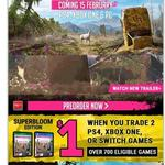 [PS4/XB1] Far Cry: New Dawn (Superbloom Edition) for $1 When You Trade Two PS4, XB1, or Switch Games @ EB Games