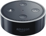 Amazon Echo Dot 2nd Gen (Black) $29 + Delivery (Free C&C) @ The Good Guys