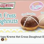 Free Krispy Kreme Hot Cross Doughnut via Fuel App @ 7-Eleven