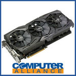 ASUS RX580 8GB STRIX OC PCIe Video Card $269.10 + $15 Delivery (Free for eBay Plus) @ Computer Alliance eBay