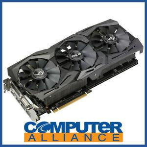 ASUS RX580 8GB STRIX OC PCIe Video Card $269 10 + $15
