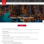Free Dubai Hotel 1 Night Stay When Flying Emirates