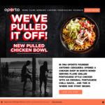 [ACT] 500 Free Double Bondi Fillet Burgers at Oporto 11-3pm Today (Gungahlin)