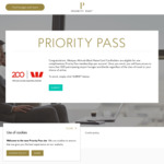 Free Priority Pass Membership for Westpac Altitude Black Mastercard Cardholders