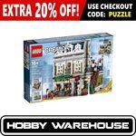 LEGO 10243 Creator Parisian Restaurant $166.41 Delivered @ Hobby Warehouse eBay