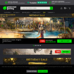 [PC] GTA V Premium Online Edition $17.36, Rainbow Six Siege $13.35, Watch Dogs 2 $11.60 & more @ GreenManGaming