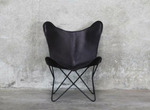 30% off Butterfly Leather Chair $175 Delivered @ Indicraft via Indiandeal