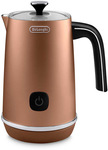 DeLonghi Distinta Milk Frother EMFI Copper $37 (RRP $149) + Delivery @ Peter's of Kensington
