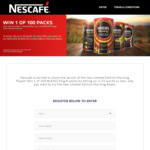 Win 1 of 100 Nescafé Blend 43 Gift Packs Worth $20 from Nestlé