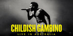 [NSW] Up to 50% off Final Release Tickets to Childish Gambino at Qudos Bank Arena, Now $59.90 + Fees @ Lasttix
