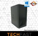 PC| Ryzen 3 2200G CPU | RX 570 GPU | A320M MB | 120GB SSD | 8GB RAM | $399.20 Delivered @ TechFast Ebay
