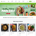 Youfoodz $20 off When Spending $69 or More