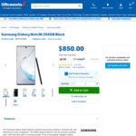 Samsung Galaxy Note10 256GB $850 Delivered @ Officeworks (OOS) or Amazon (Back Order)