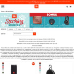 Free Go 2 with $150 Spend, Free Clip 3 with $300 Spend or Free Live 500BT with $400 Spend @ JBL