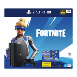 PlayStation 4 Pro 1TB Fortnite Neo Versa Console $369 @ Target