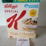 Special K Oats & Honey 475g $2 @ The Reject Shop