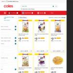 Vege Deli Crisps Chips $2.75 @ Coles