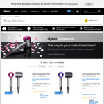 Dyson Supersonic with Display Stand $466, Dyson Airwrap $679 Delivered @ Dyson