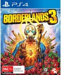 [PS4, XB1] Borderlands 3 $39 + Delivery ($0 C&C) @ BIG W