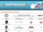 As Seen on Dr. Phil - Sleeptracker Watch $179 RRP - $20 OFF + Express Post Platinum