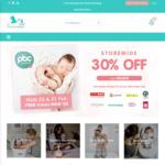 30% off Storewide @ The Stork Nest