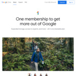 $7 Credit (Google Play) via Google One Benefits (Use By Sep 29)