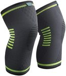 Sable Knee Brace Support Compression Sleeves $9.99, Sable Knee Brace Patella Strap $11.99 + Post (Free $39+/Prime) @ Amazon AU