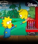 "Free - The Simpson's Short Film ""Playdate with Destiny"" @ Disney Plus"