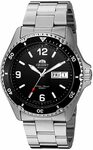 Orient Mako II Automatic Stainless Steel Watch (Black Only) $197.56 + Free Shipping @ Direct2AU Amazon AU