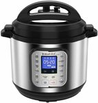 Instant Pot Duo Nova 3L $131.90, 5.7L $189, 8L $209 Delivered @ Amazon AU