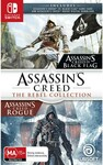 [Switch] Assassin's Creed: The Rebel Collection $39 (Save $20) @ Big W