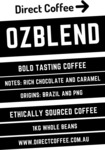 Coffee from Proud Mary, OzBlend + AXIL. Starting $29.95/kg + Shipping from $4.95 @ Direct Coffee