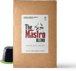 20% off Mastro Blend Coffee Capsules + Delivery (Free Delivery over $30) @ Adore Coffee Roasters