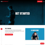 Sufferfest (Indoor Cycling Training Program) 44 Day Free Trial