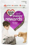 Love 'Em Puppy Rewards (Liver Biscuits) 120g - $3.15 @ Big W