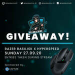 Win a Razer Basilisk X Hyperspeed Mouse Worth $109.95 from DeanMachine_90