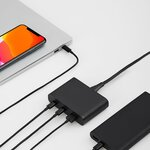 [Prime] Xiaomi ZMI zPower 65W Trio USB-C PD Desktop Charger w/ AU Plug & 5A 100W USB-C Cable - $39.99 Delivered @ MMel Amazon AU