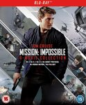 [Prime] Mission: Impossible - The 6-Movie Collection Blu-Ray $27.91 Delivered @ Amazon UK via AU