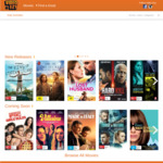 1 Free Movie When You Rent Two Movies in One Transaction @ Video Ezy