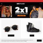 D.Franklin 2 for 1 Sunglasses and Accessories