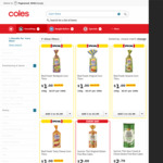 ½ Price Real Foods Corn Thins 150g $1 @ Coles