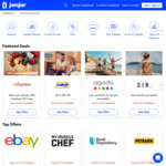 100% Cashback with AliExpress (Capped at $10) @ jamjar (New Users)